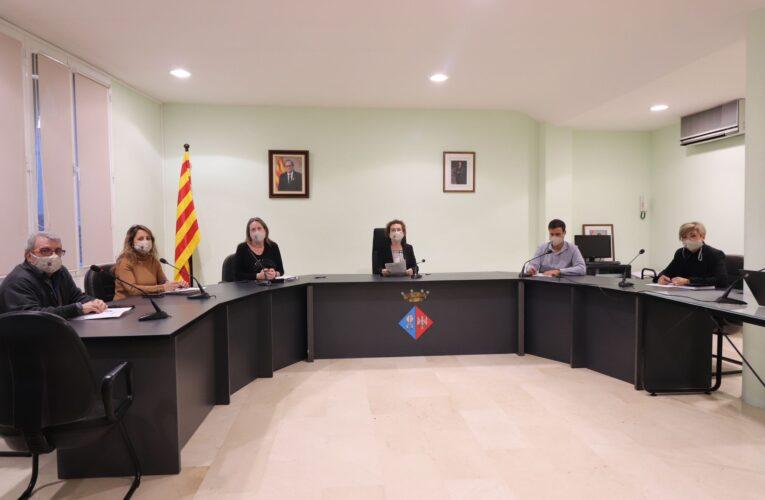 Punt de l'ordre del dia de la Junta de Govern Local del 22/03/21 amb competències delegades del Ple
