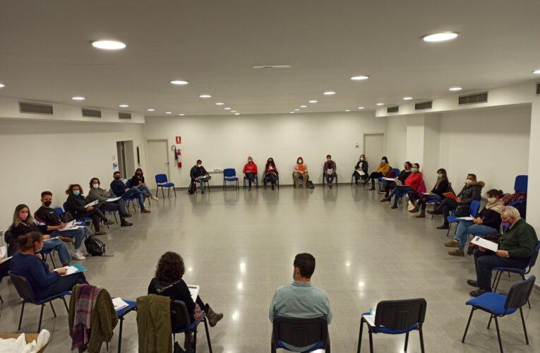 La regidoria de Joventut de l'Ajuntament de La Bisbal del Penedès ha participat en la reunió de representants de Joventut del Baix Penedès