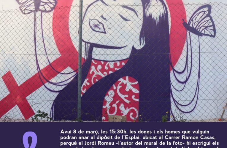 8M – Actes previstos amb motiu del Dia Internacional de les Dones