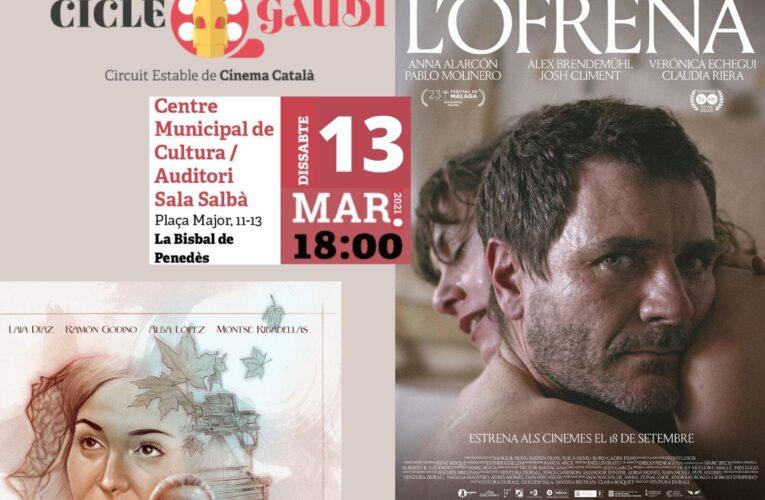 Aquest mes de març projectarem dues pel·lícules del Cicle Gaudí: L'ofrena i Terra de Telers