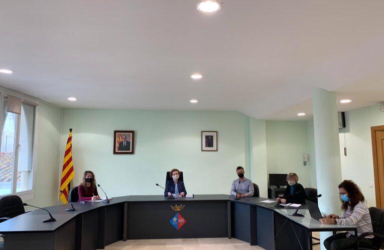 Punts de l'Ordre del dia de la Junta de Govern local del 26/04/21 amb competències delegades del Ple