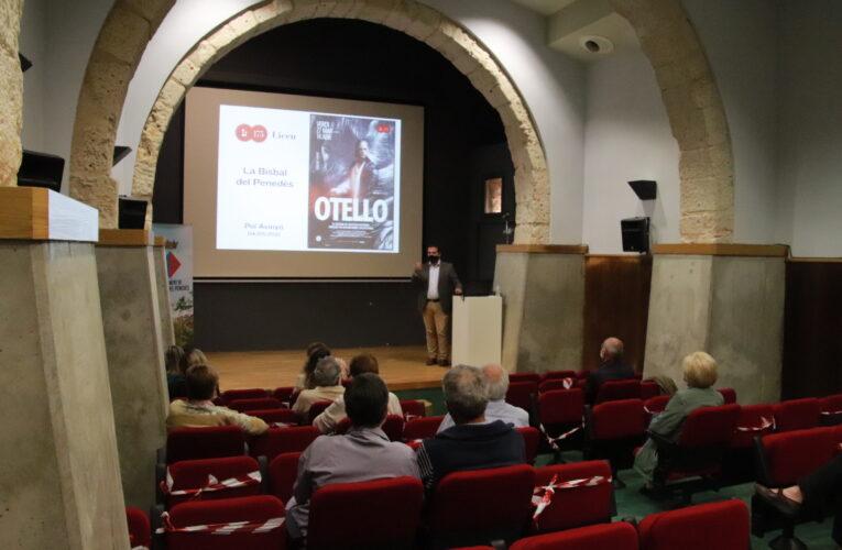 El musicòleg Pol Avinyó ens ha parlat dels secrets d'Otello. El proper dissabte projectarem l'òpera al CMC