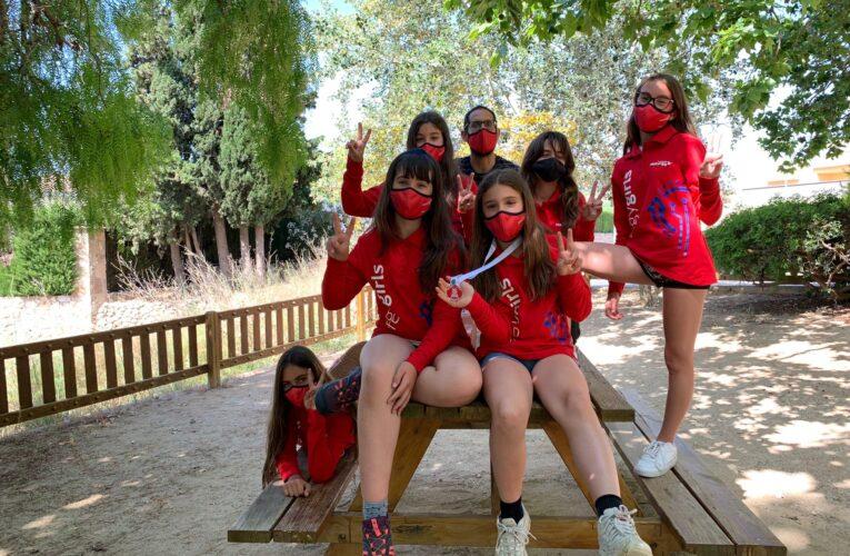 Les Efigy Girls Team 2 van guanyar la First Lego League a Tarragona i competiran aquest cap de setmana a la final