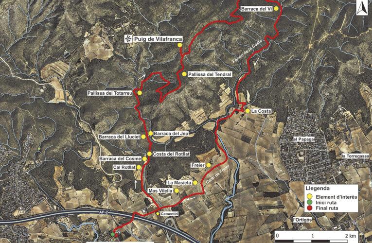 Ja estan totalment transitables les 3 rutes bisbalenques