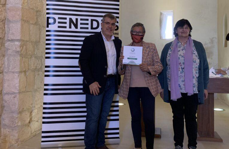Mas Llagostera torna a rebre la certificació de sostenibilitat turística internacional Biosphere