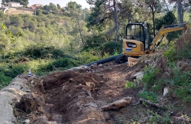 S'ha adjudicat un contracte menor per arranjar un nou tram del tub de sanejament del carrer Toledo
