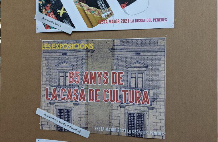 Encara sou a temps de visitar diverses exposicions de la Festa Major