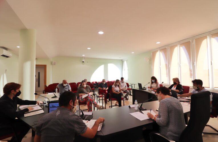 Aquest dilluns 20 de setembre ha tingut lloc un Ple Ordinari a l'Ajuntament de la Bisbal del Penedès
