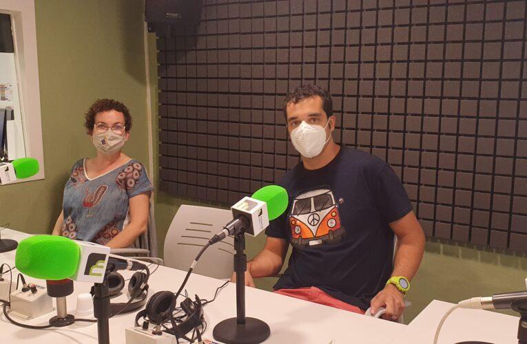 L'alcaldessa ha participat aquest dimarts en una tertúlia radiofònica sobre la MAT per al programa 'Penedès en Xarxa'
