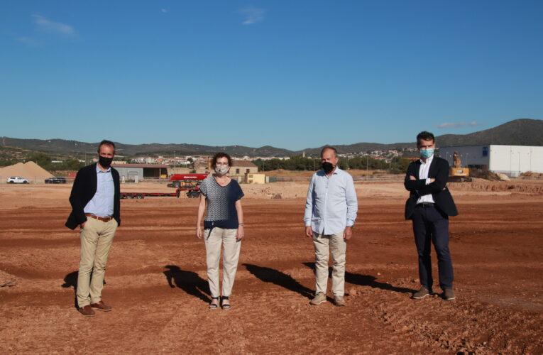 La Bisbal del Penedès serà la seu del nou centre logístic de l'empresa Affinity