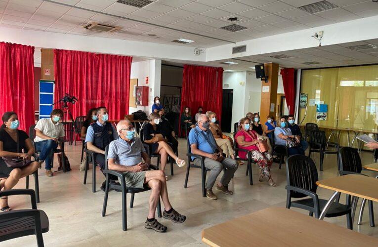 La Regidoria de la Gent Gran ha participat aquest dimecres 1 de setembre en una formació organitzada des de la Xarxa d'Ambaixadors del Bon Tracte