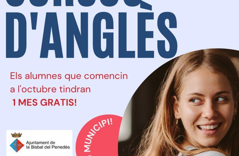 A l'octubre comença un nou curs de l'Escola d'Idiomes municipal