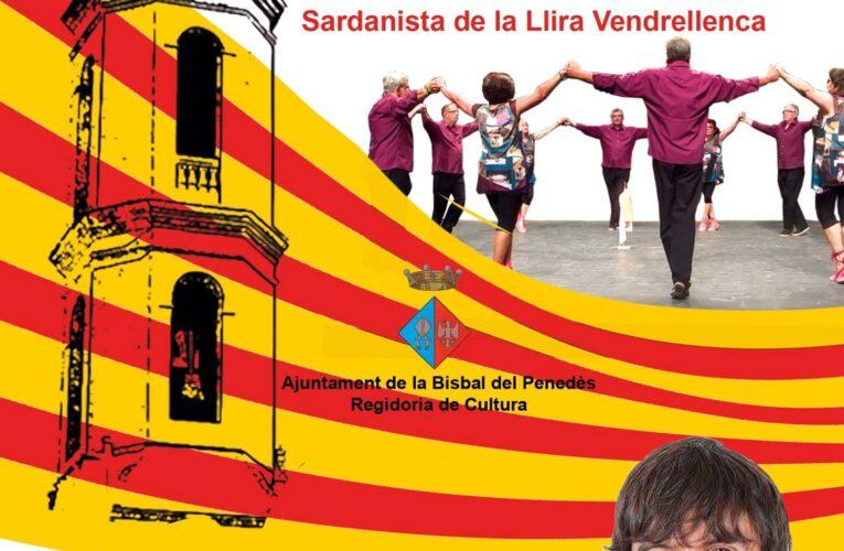 AFORAMENT COMPLET: actes organitzats des de la Regidoria de Cultura amb motiu de la Diada Nacional de Catalunya