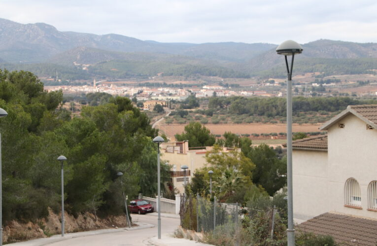 L'Ajuntament s'adjudica tres parcel·les de la Miralba per l'impagament de les quotes d'urbanització