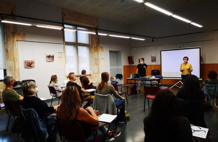 Aquest dilluns ha començat el curs gratuït de coaching laboral i logística
